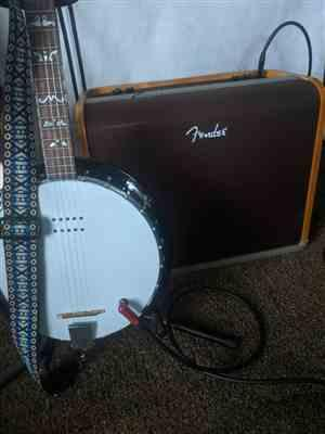 Elmer S. verified customer review of Kavanjo Banjo Pickup System