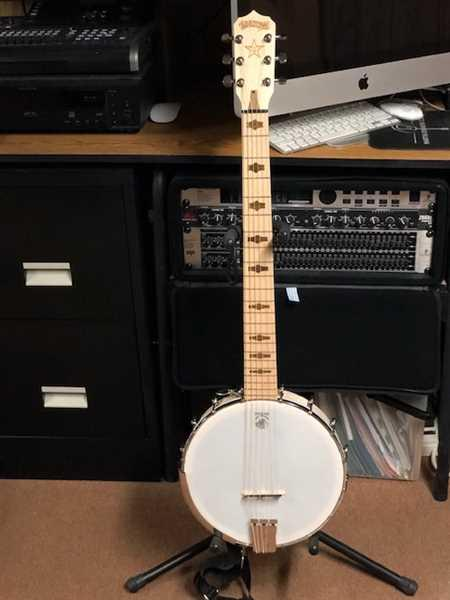 Gary Z. verified customer review of Deering Goodtime Six 6 String Banjo