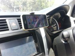 Fiza d. verified customer review of EASY VENT ONE CAR MOBILE MOUNT