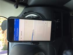 Vellat K. verified customer review of EASY VENT ONE CAR MOBILE MOUNT