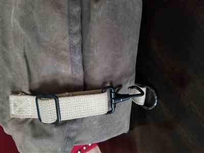 Brian Jackson verified customer review of Domke F-6 Little Bit Smaller Shoulder Bag