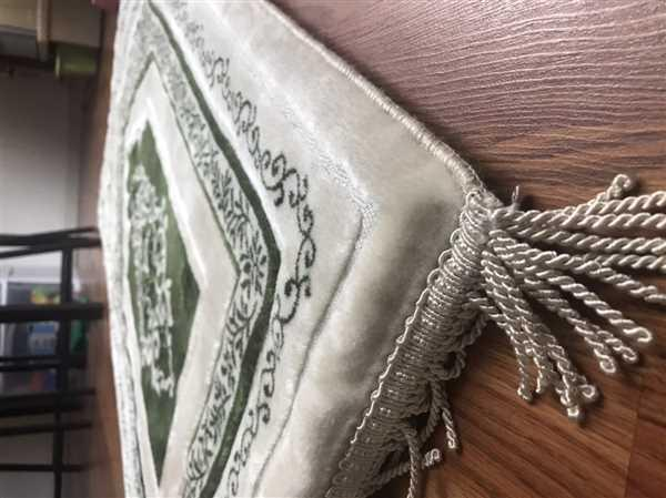 Modefa Luxury Orthopedic Foam Prayer Rug - Green Review