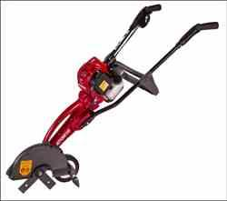 Somesh S. verified customer review of Atom 481 Petrol Lawn Edger