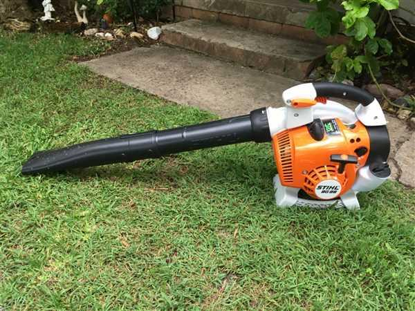 GYC Mower Depot Stihl BG86 Petrol Leaf Blower Review