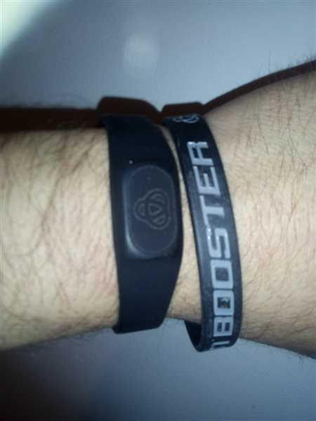 David Bryson verified customer review of Black NEO Magnetic Ion Bracelet