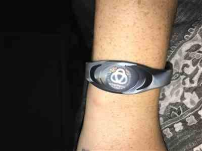 Kirsty S. verified customer review of Arctic Camo Ion Core Bracelet