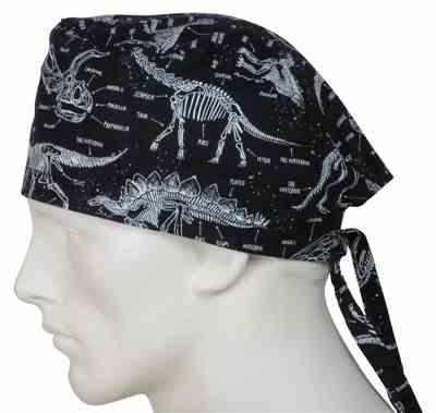 eric goosman verified customer review of Scrub Caps Prehistoric Animals