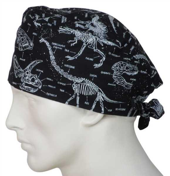 Rhonda March verified customer review of Scrub Caps Prehistoric Animals