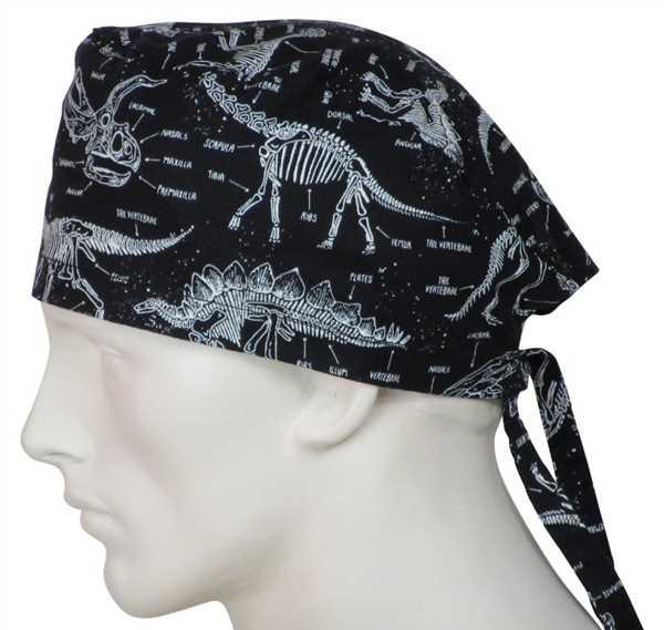 Alex Tierney verified customer review of Scrub Caps Prehistoric Animals