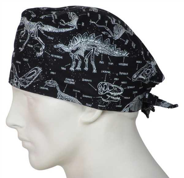Nancy S. verified customer review of Scrub Caps Prehistoric Animals