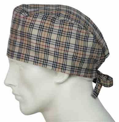 Sean D. verified customer review of Scrub Caps Aberdeen News