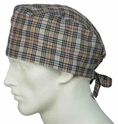 Jeffrey Delovey verified customer review of Scrub Caps Aberdeen News