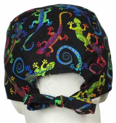 Sergio Silvetti verified customer review of Scrub Cap Magic Gecko