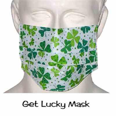 Hendrik Schneider verified customer review of Scrub Masks Get Lucky