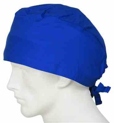 Roger MacEwan verified customer review of XL Scrub Surgical Hats Ocean Blue