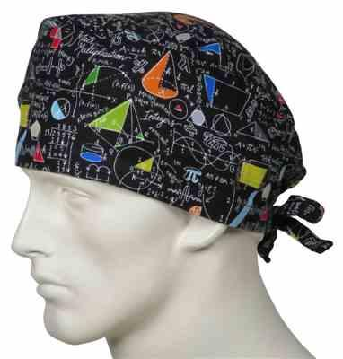 Debbie Martin verified customer review of Scrub Caps Mathematics