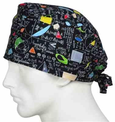 Pablo A. verified customer review of Scrub Caps Mathematics
