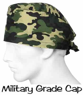 Mirko Przybilski verified customer review of Surgeons Cap Military Grade