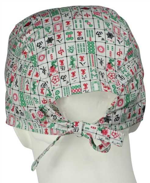 Daryl Magoulick verified customer review of Scrub Caps Mahjong