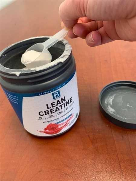 Amelia R. verified customer review of Lean Creatine