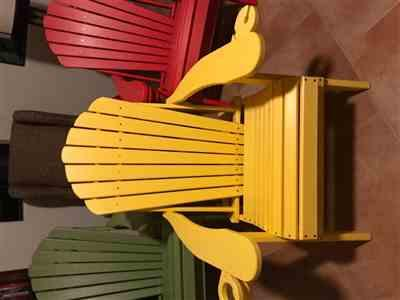 marianne s. verified customer review of ECCB Outdoor Outer Banks Deluxe Oversized Adirondack Chairs