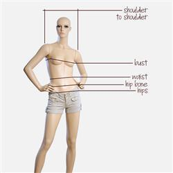 myra p. verified customer review of Realistic Female Mannequin MMR-ADA3