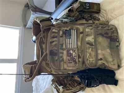 ITS Tactical ITS 10-4 Radio Pouch Review