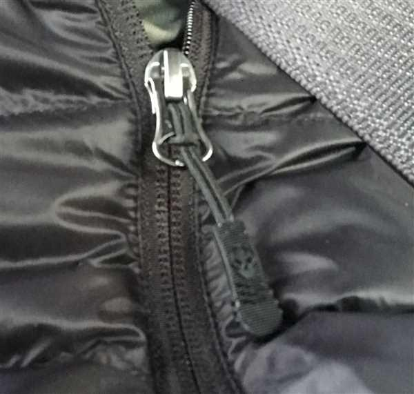 John M Smith verified customer review of ITS Logo Zipper Pulls