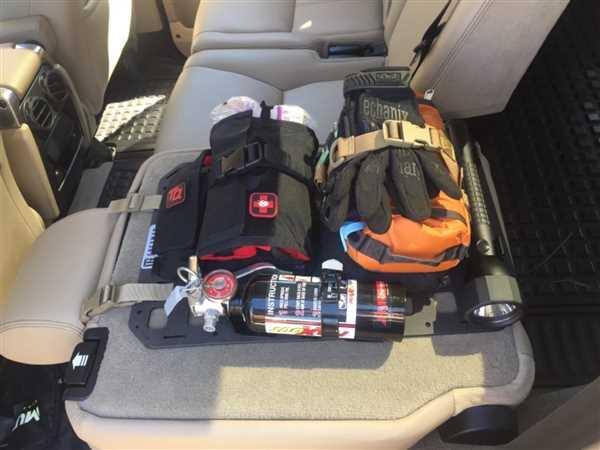 ITS Tactical ITS Vehicle First Aid Kit Review