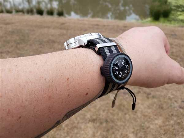 Jonathan Leonard verified customer review of Expedition Watch Band Compass Kit