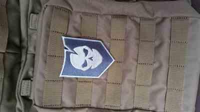 Adrian N. verified customer review of ITS Logo Morale Patches