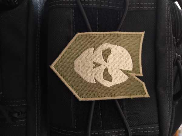 ITS Tactical ITS Logo Morale Patches Review