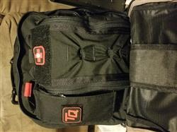 Josh B. verified customer review of ITS ETA Trauma Kit Pouch (Fatboy)