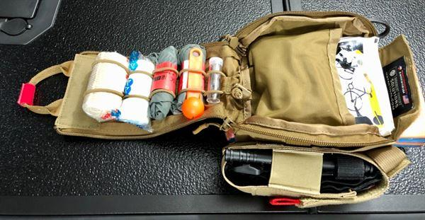 ITS Tactical ITS ETA Trauma Kit Pouch (Fatboy) Review