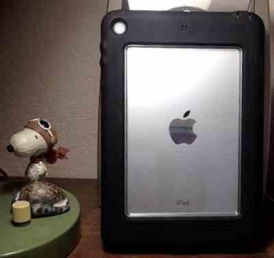 Anonymous verified customer review of Waterproof Case for iPad mini 5