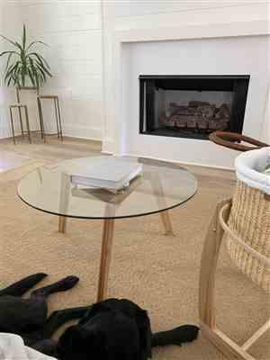 Ali verified customer review of Costanoa Side Table