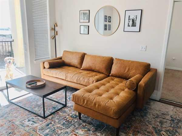 Poly & Bark Napa Left Sectional Sofa Review