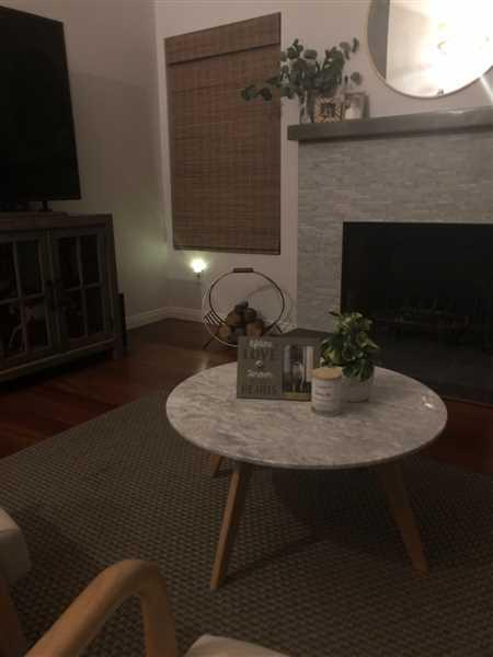 Poly & Bark Riley Marble Round Coffee Table Review