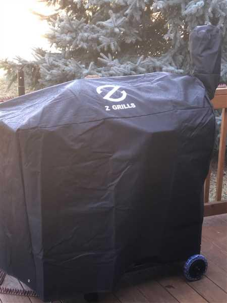 Richard Mlynczyk verified customer review of 700 SERIES GRILL COVER