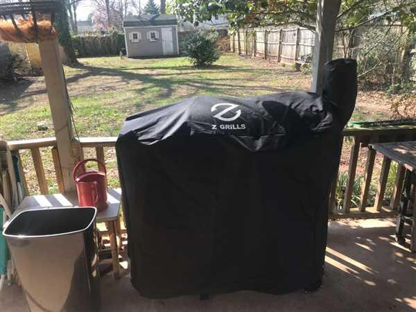 Michael Detwiler verified customer review of Z GRILLS-7002B 8 IN 1 WOOD PELLET GRILL & SMOKER