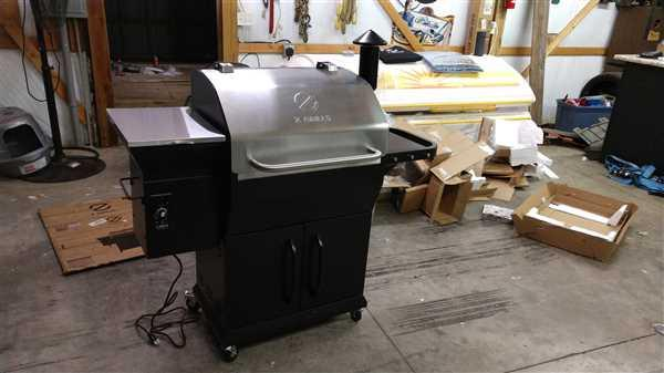 zgrills NEW ARRIVAL Z GRILLS-1000E 8 IN 1 WOOD PELLET GRILL & SMOKER Review