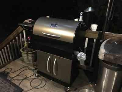 scott s. verified customer review of Z GRILLS-700D 8 in 1 WOOD PELLET GRILL & SMOKER