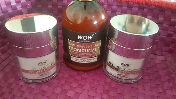 Buywow WOW Skin Science 24X7 Ever Youthful Skincare Kit Review