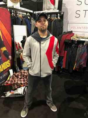 Rodolfo . verified customer review of Kratos Jacket [Mens]