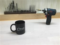 Diverse Threads Need More Clamps - Mug Review