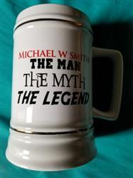 Diverse Threads (Nickname) The Man Myth Legend - Beer Stein Review