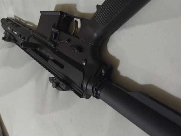 Steven Shores verified customer review of Fortis LE Lightweight Enhanced AR15 End Plate System - K1 - Castle Nut (Tapered)