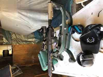 Chris D. verified customer review of Magpul MOE SL Grip AR15/M4