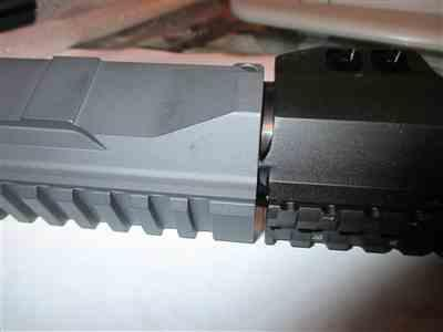Rick M verified customer review of NBS Slick Side Billet Upper Receiver
