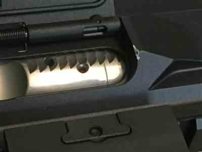 Jimmy V. verified customer review of NBS Slick Side Billet Upper Receiver